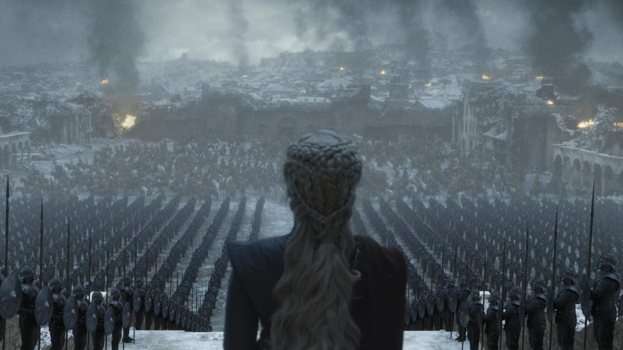 HBO zveřejnila poslední fotografie Hry o trůny a fanoušci spekulují o 2. řadě