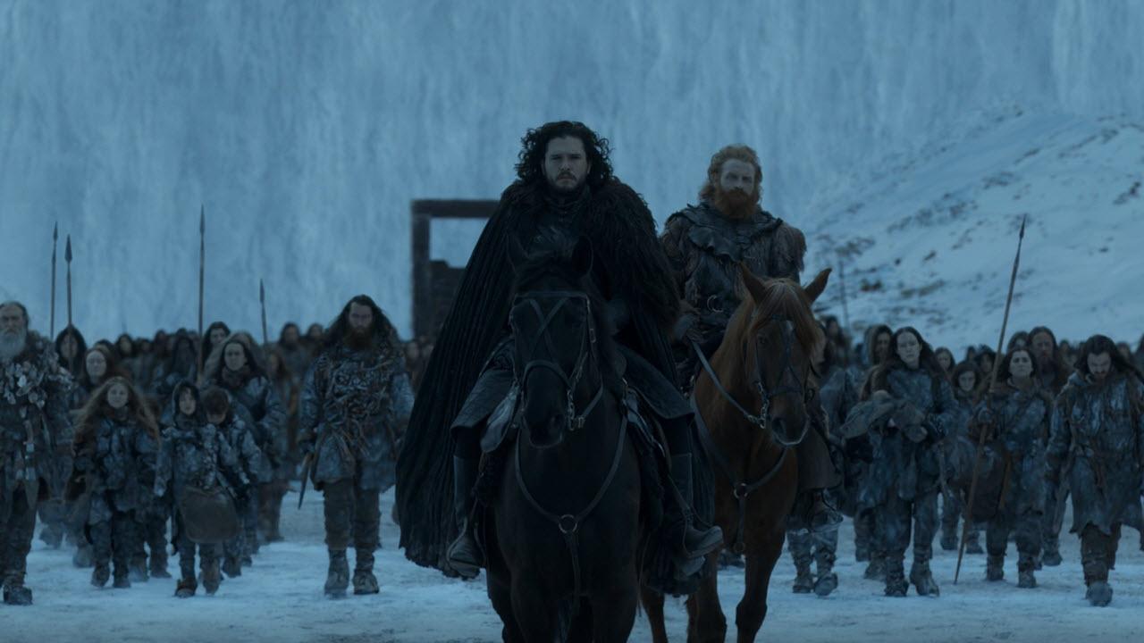 Kit Harington prozradil, kam měl Jon Snow namířeno v poslední scéně GoT