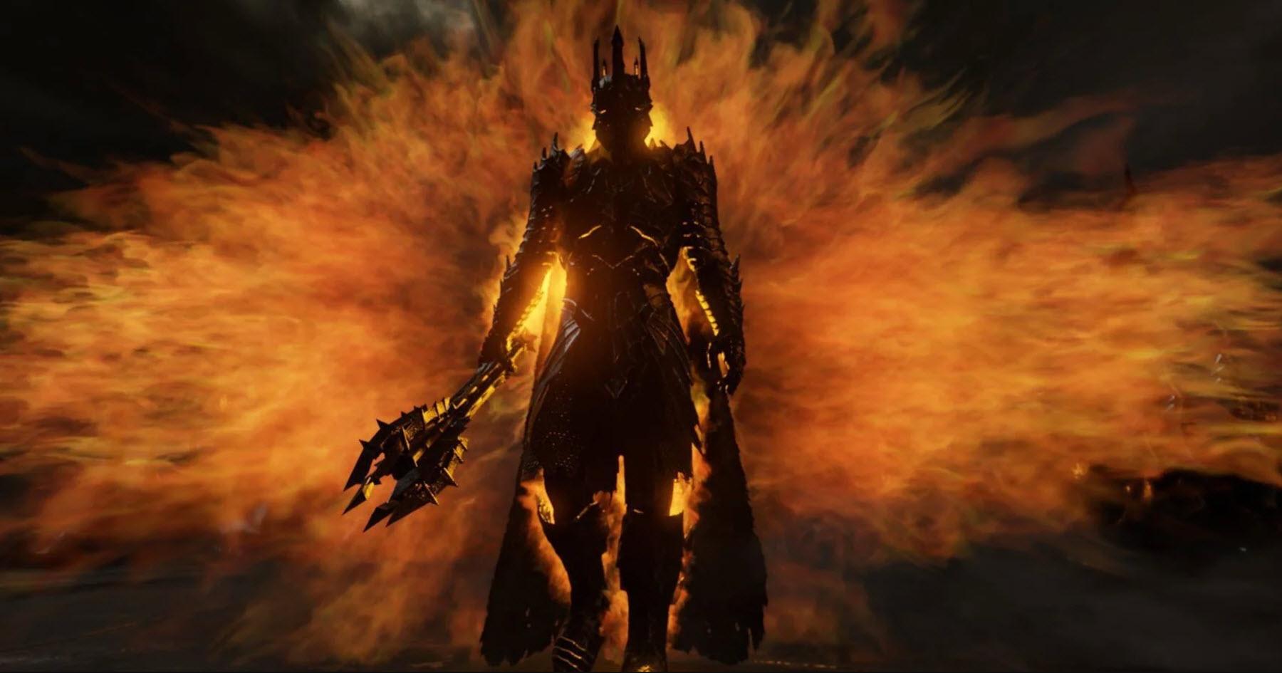 Sauron bude nedílnou součástí obsazení