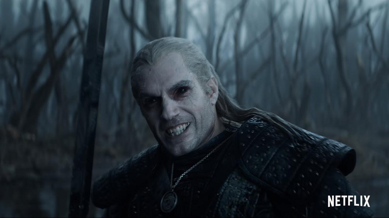 Zaklínač Geralt dostal k Halloweenu plnohodnotný trailer a datum premiéry!