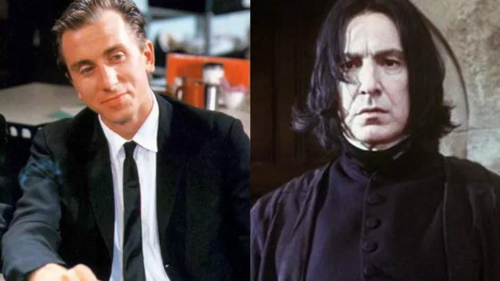 Tim Roth mohl být profesor Snape