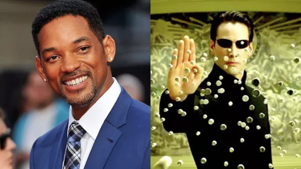 Will Smith mohl být Neo