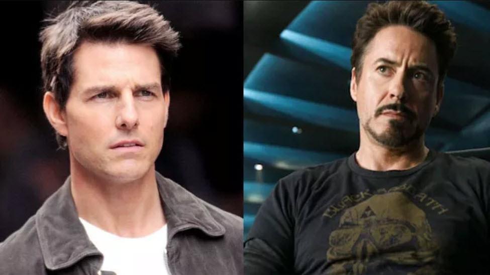 Tom Cruise mohl být Iron Man