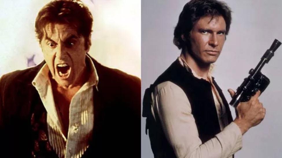 Al Pacino mohl být Han Solo