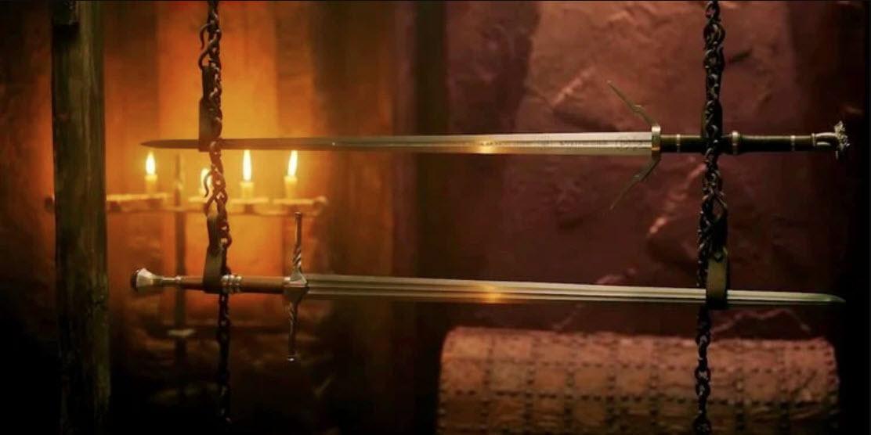 Meče ze hry Zaklínač 3: Divoký hon