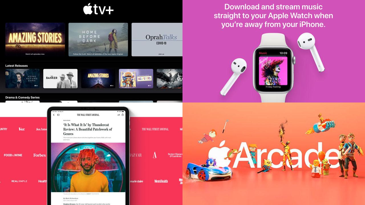 Apple TV+ míří do bundlu s hudbou a hrami. Dává streamovací služba smysl?