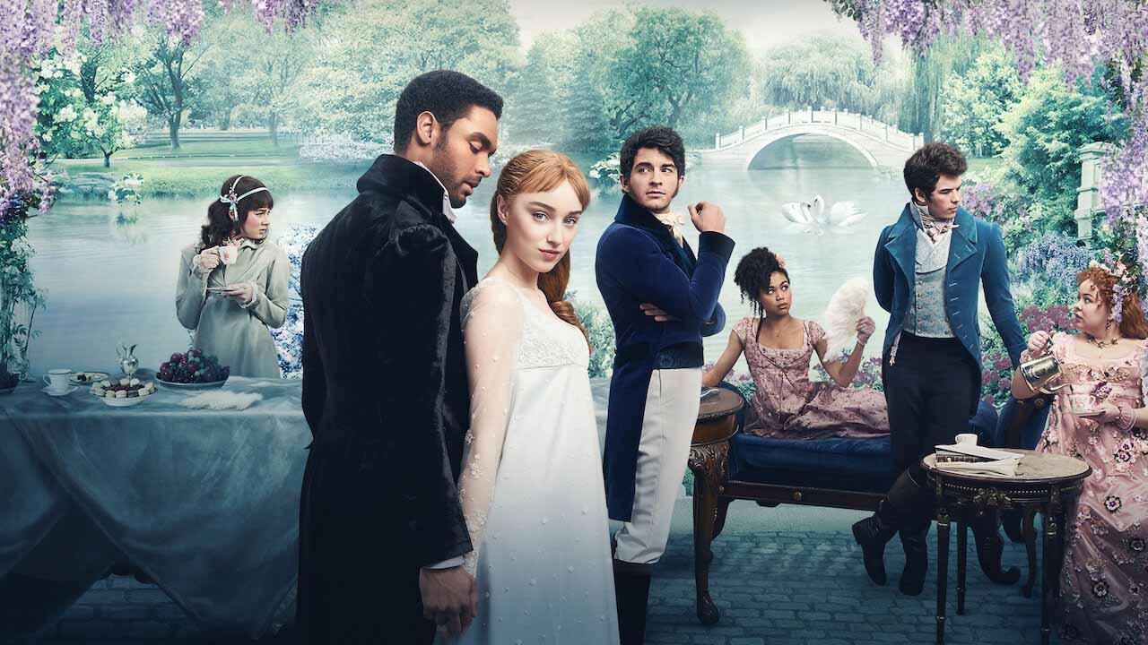 10 seriálů, které byste měli vidět po Netflix hitu Bridgertonovi