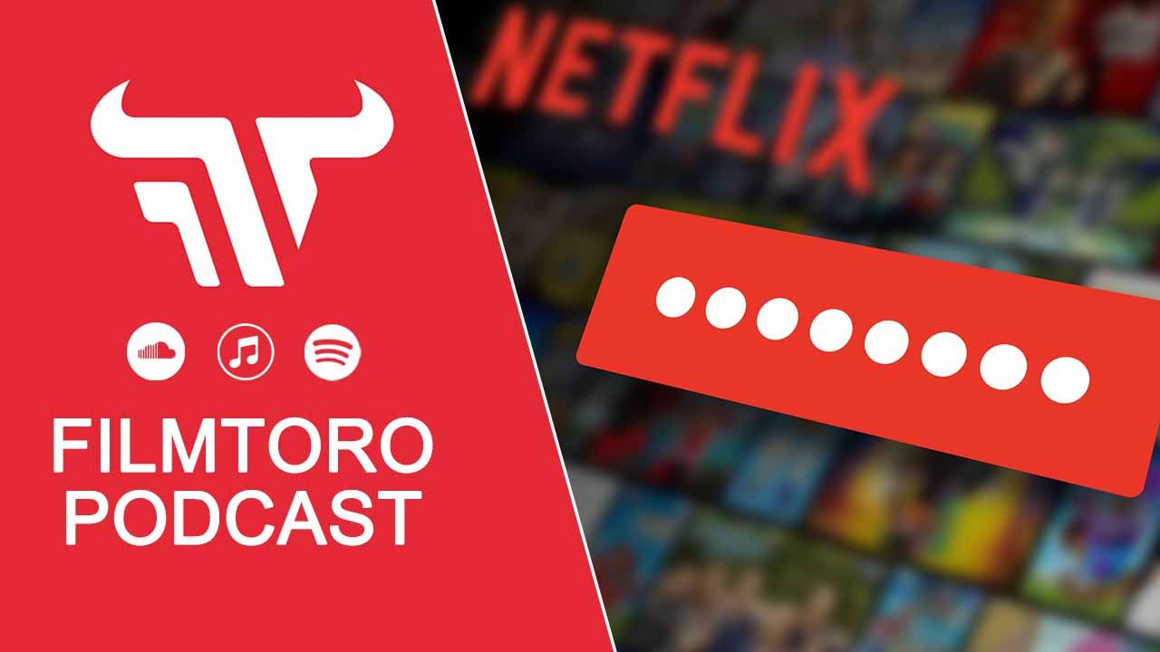 PODCAST: Zakáže Netflix sdílení hesel a budeme sledovat filmy zrychleně?