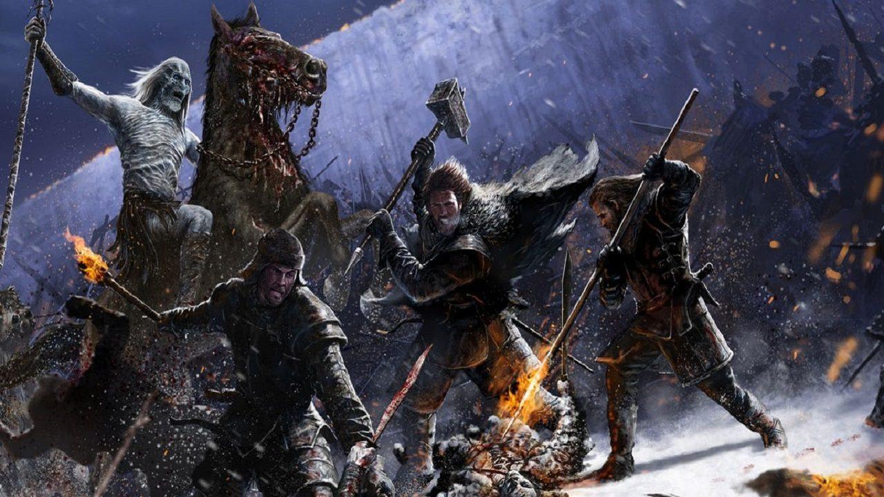 G. R. R. Martin: V prequelu GoT bude stovka království, Starkové a mamuti