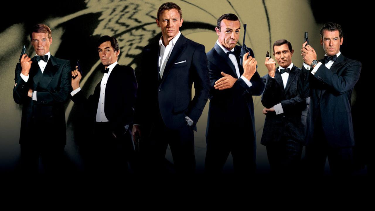 James Bond mieri na HBO GO. Vychutnať si budete môcť všetkých 26 filmov