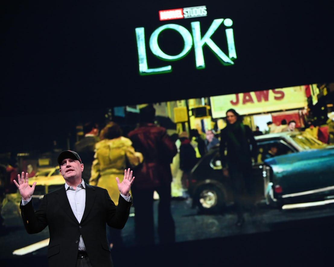 Nezabúdame ani na seriálového Lokiho