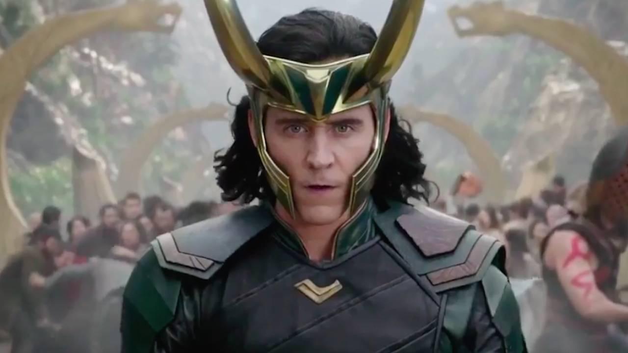 První pohled na seriál Loki naznačuje, že bůh lsti se vydá do minulosti