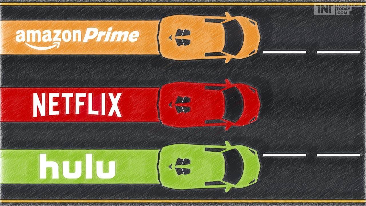 Netflix, Amazon, Hulu - boj velké americké trojky přitvrzuje