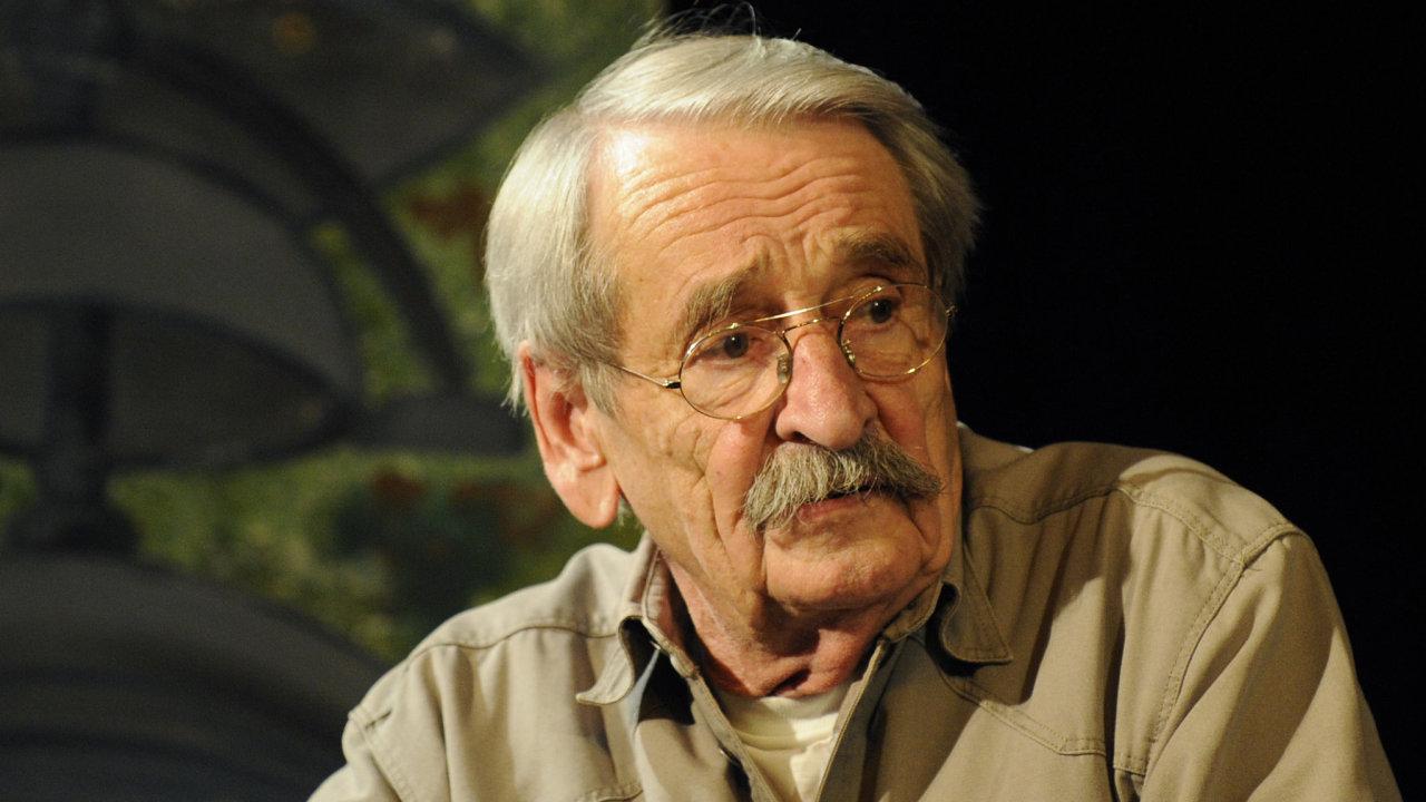 Zomrel legendárny český herec - Jaroslav Weigel