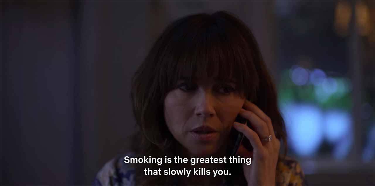 Smrt nás spojí - Kouření je nejlepší věc, která tě pomalu zabije