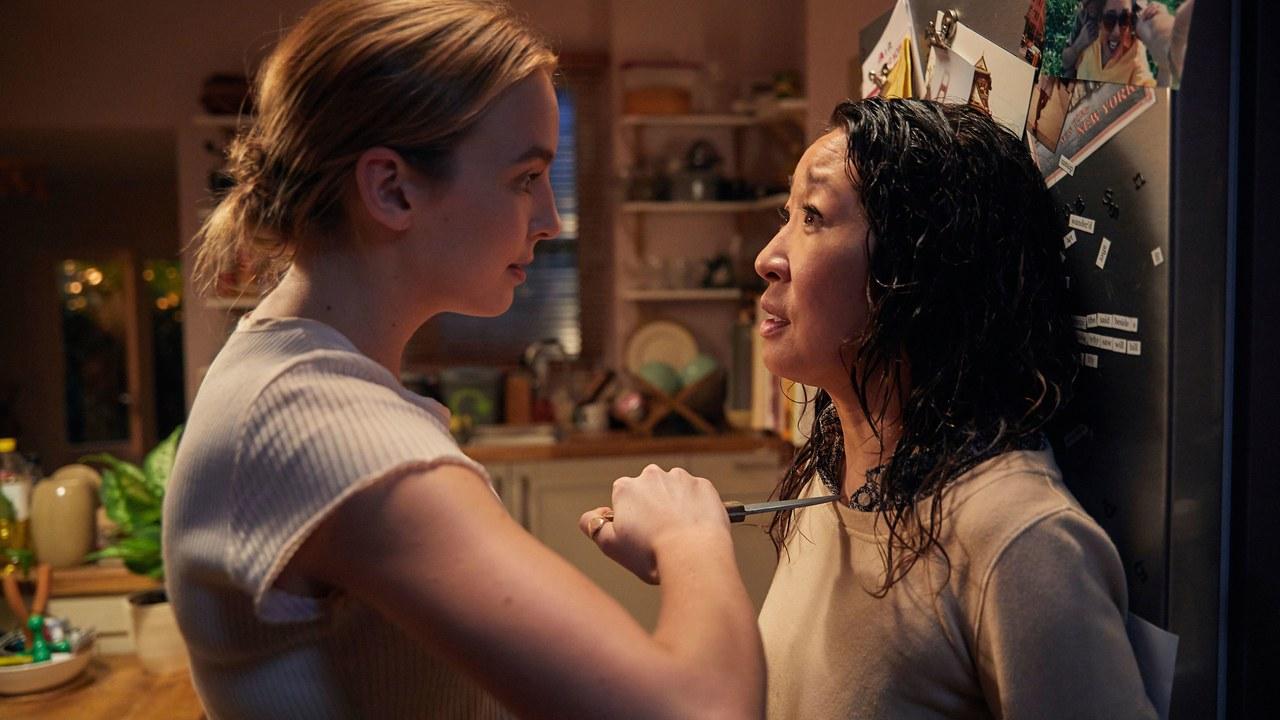 Druhá séria Killing Eve sa predstavuje na novom traileri.