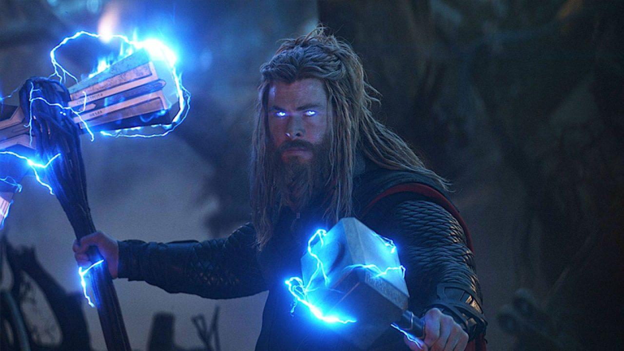 Thor nikdy nebyl silnější než v Endgame