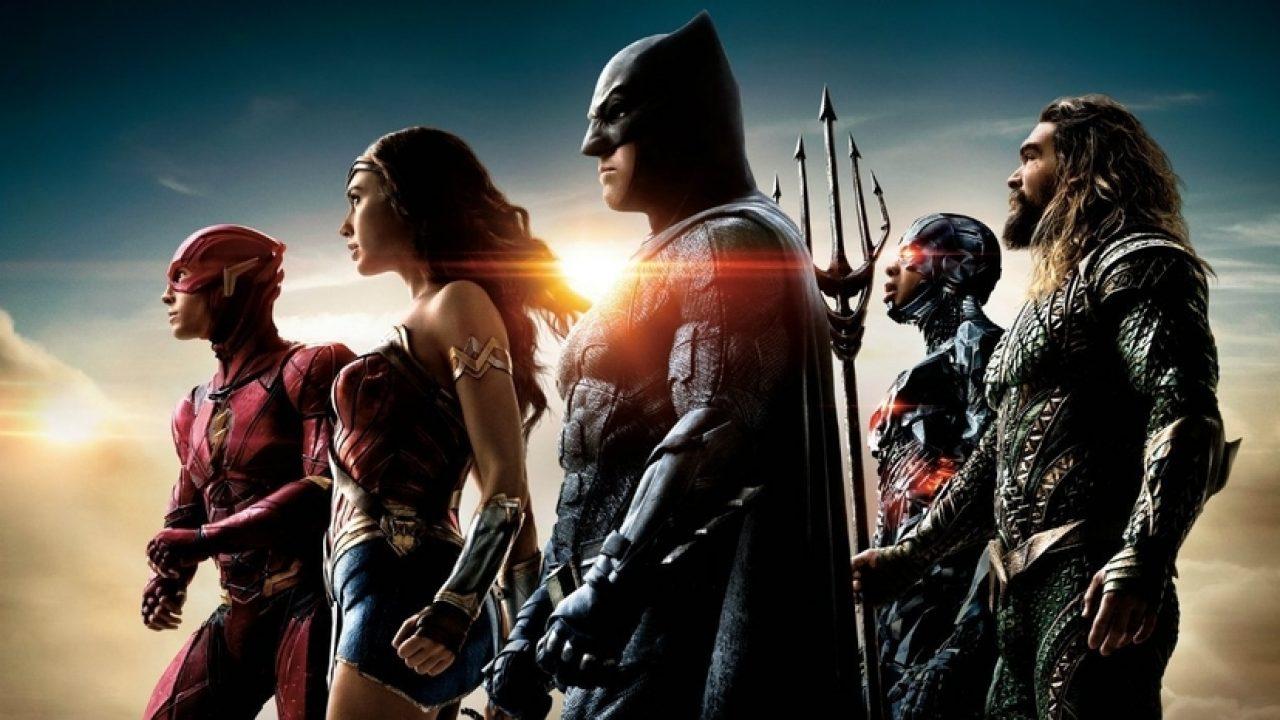 HBO Max neuvede Snyderovu Ligu spravedlnosti jako minisérii