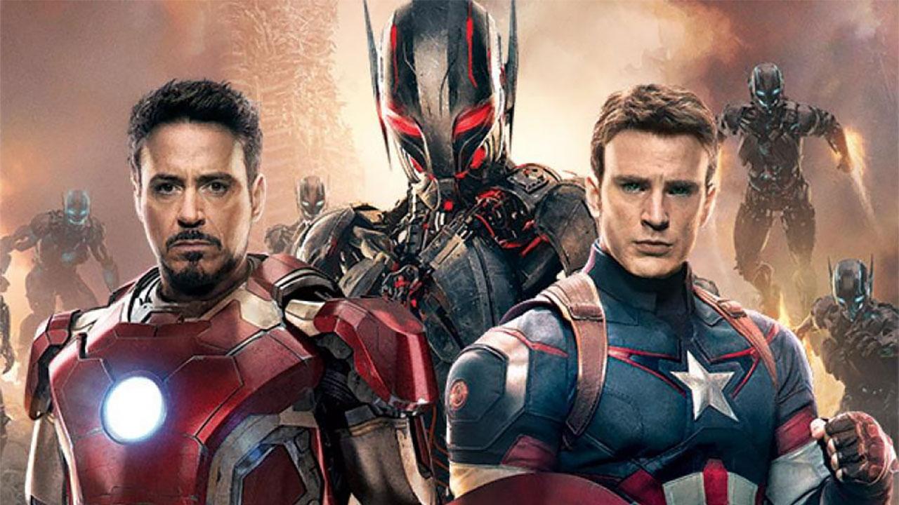 Avengers: Age of Ultron - 1,4 miliardy dolarů