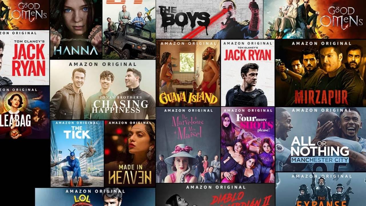 Novinka Amazonu umožní společné streamování filmů až pro 100 lidí