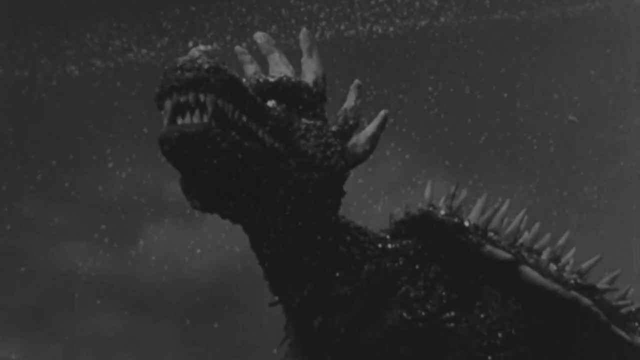 Godzilla Strikes Again (1955)
