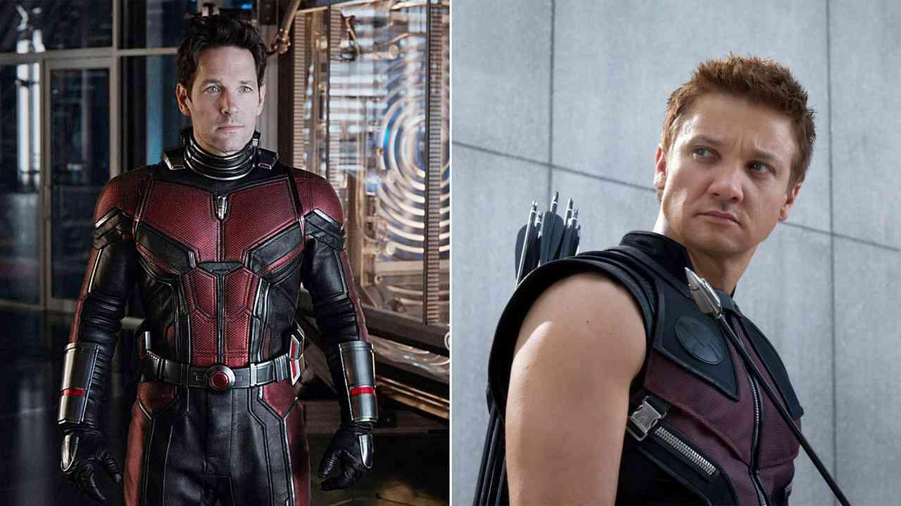 Ant-Man a Hawkeye jsou zpátky!