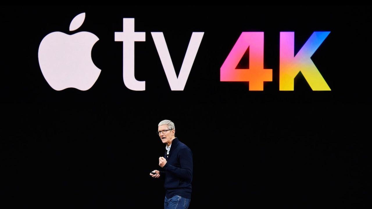 SLEDUJTE ŽIVĚ: Představení nové online video služby Apple
