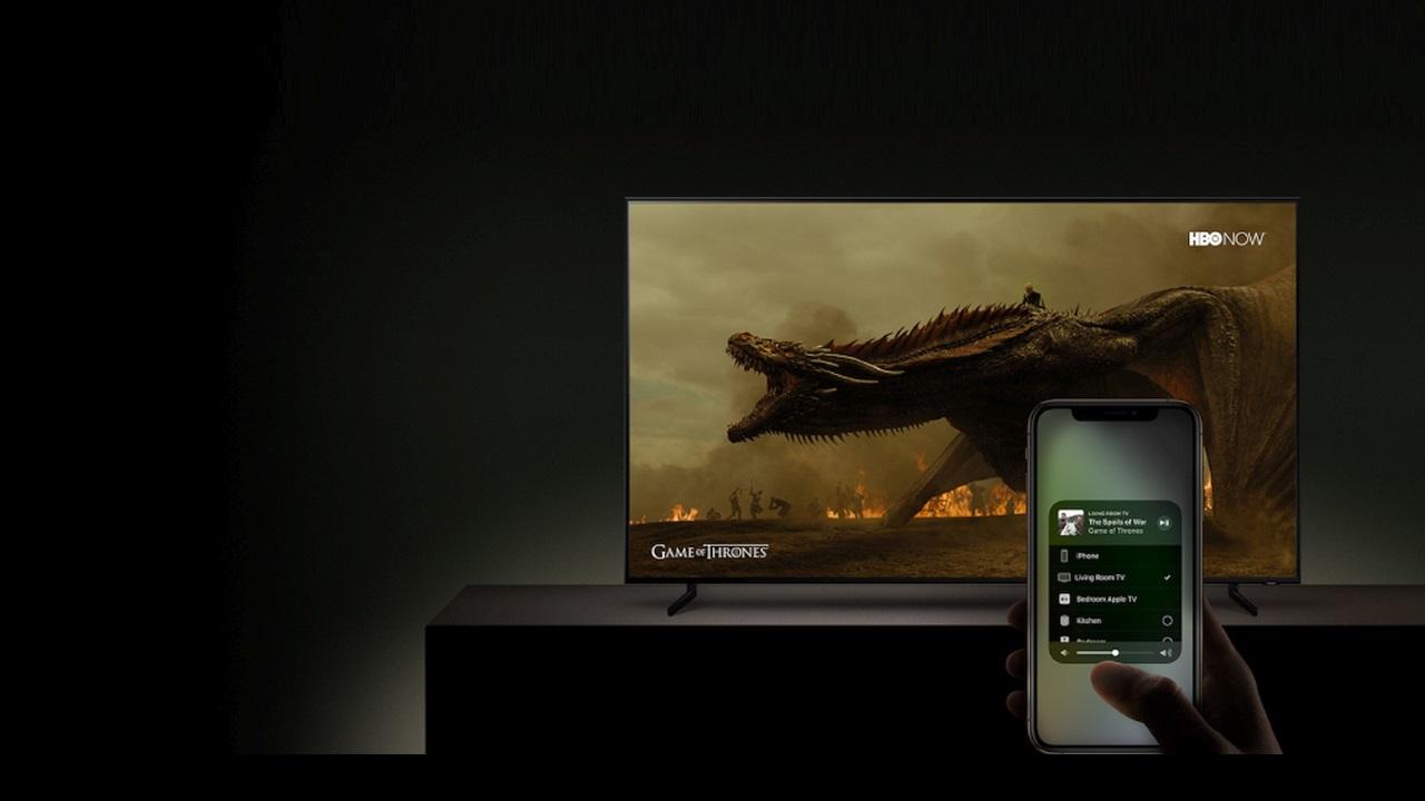 Apple iTunes je dostupné už aj pre televízie od Samsungu