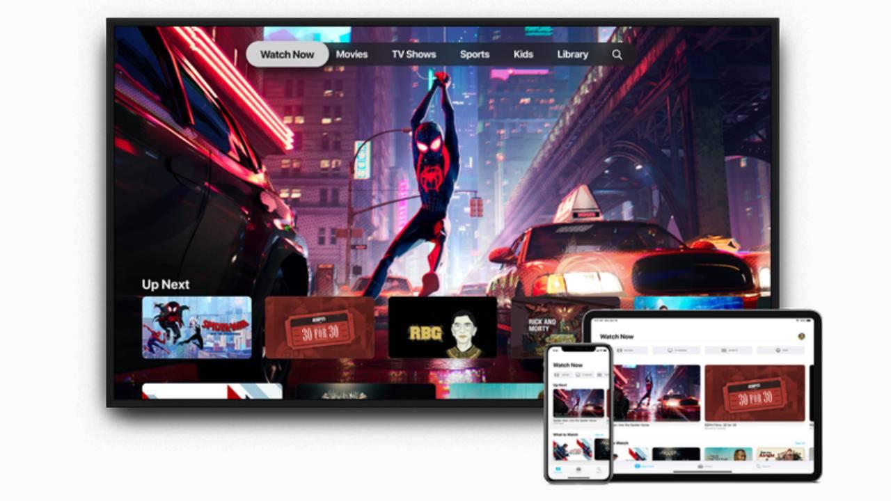 Amazon a Apple snižují kvalitu streamování po vzoru Netflixu