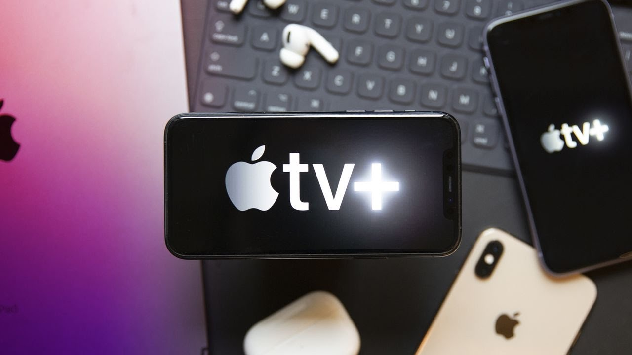 3. Apple TV+