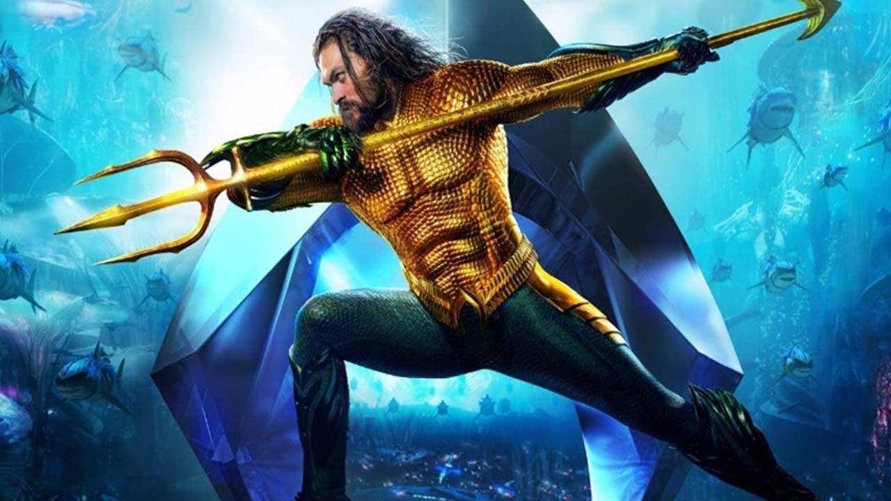 Aquaman 2 ukázal první záběry. Tohle bude akční nářez roku!