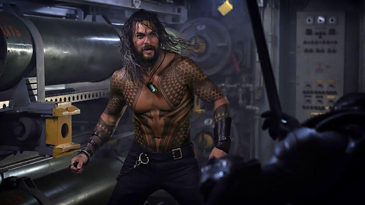 Aquaman - 1,14 miliardy dolarů