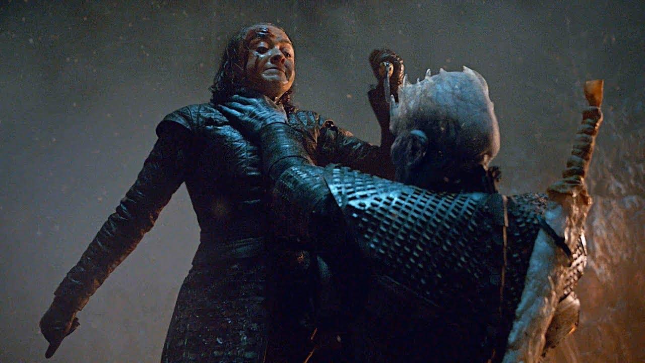 Jak se Arya dostala za záda Nočního krále? Vystřiženo, prý na tom nezáleží