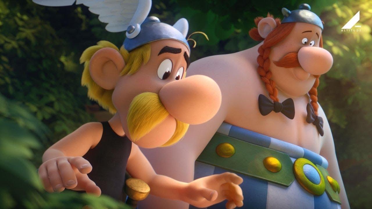 Netflix se pouští do Asterixe. Natočí 3D animovanou minisérii