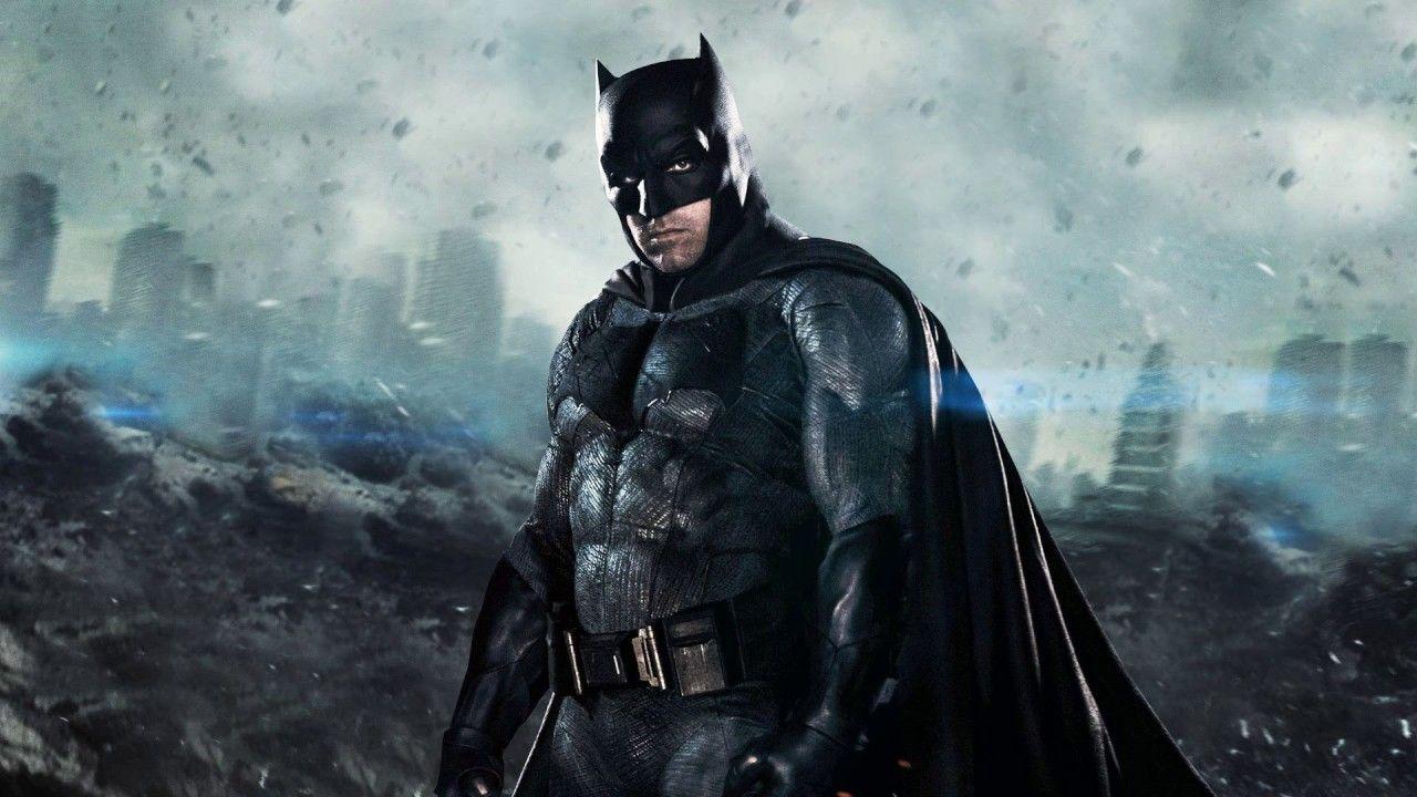 The Batman od Bena Afflecka