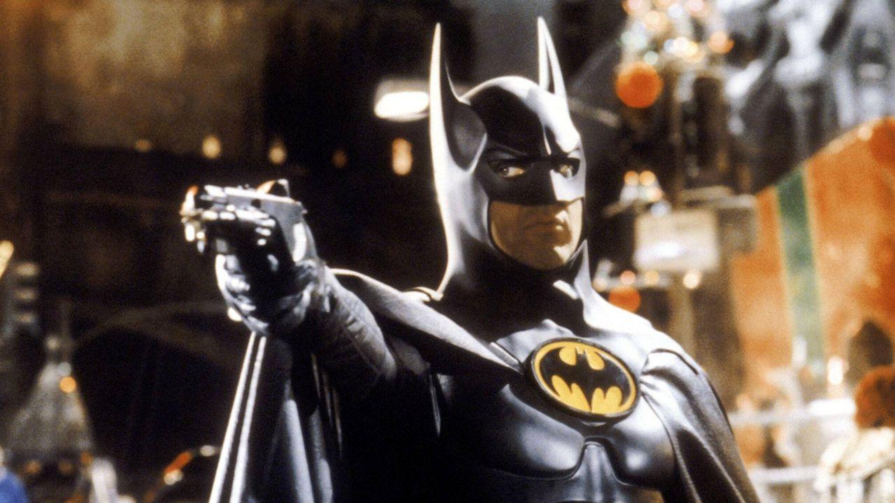 Třetí Batman od Tima Burtona