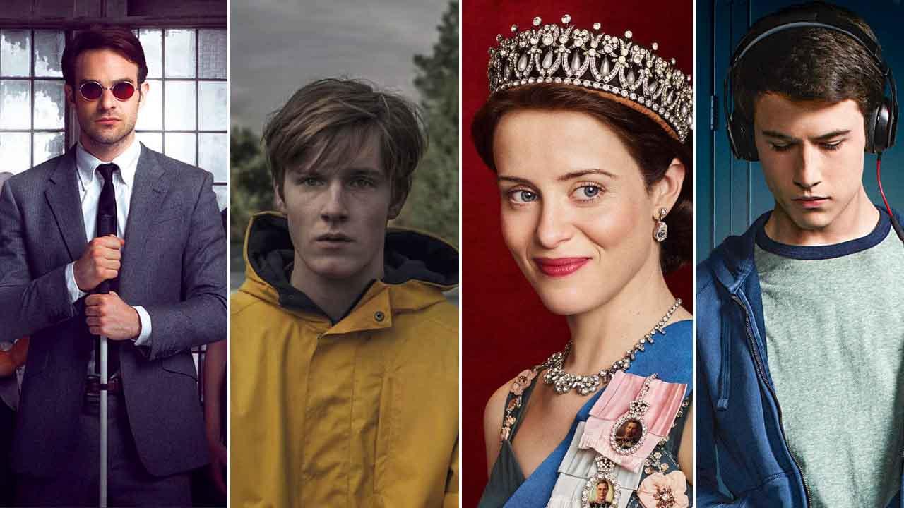 15 nejlepších seriálů od Netflixu s českými titulky, které byste měli vidět
