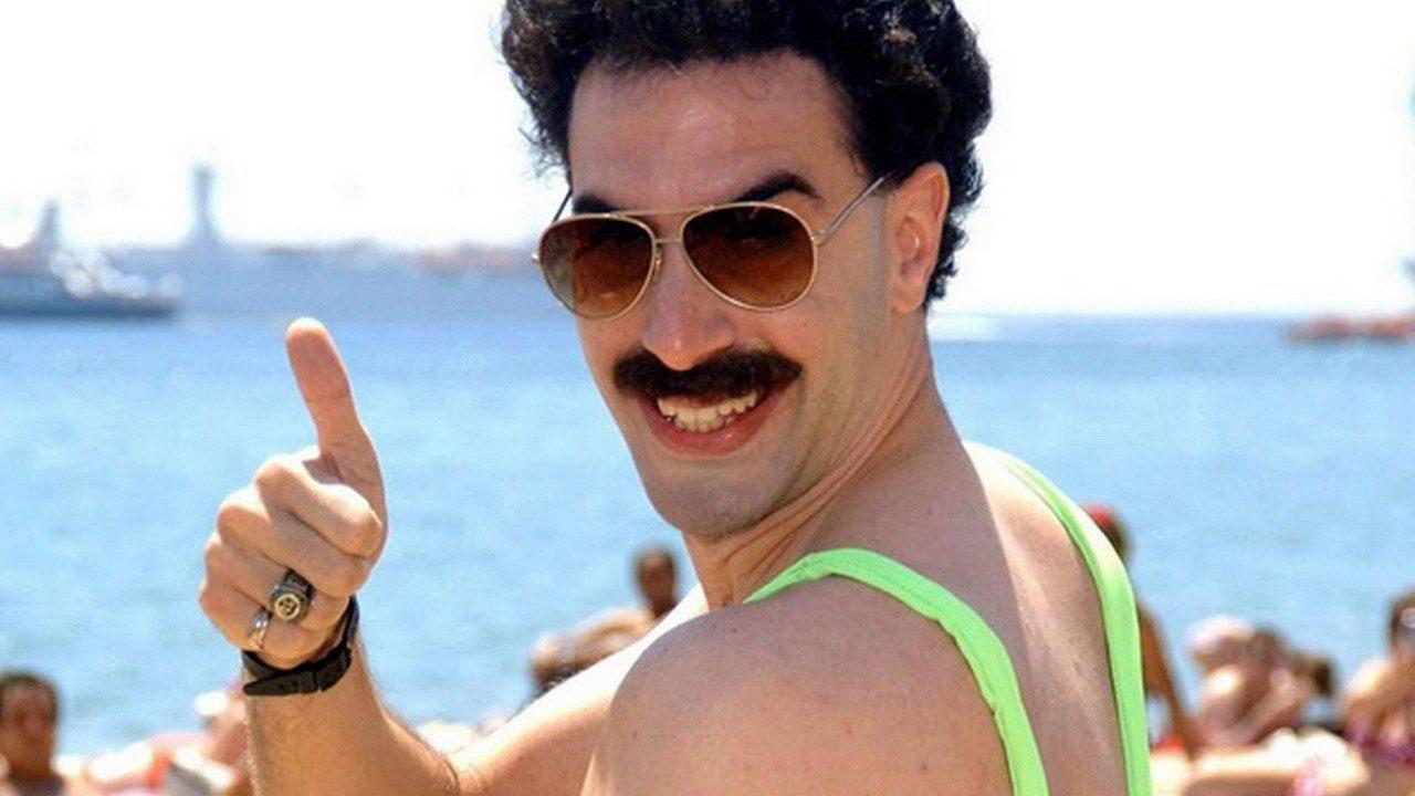 To není vtip. Nečekané pokračování Borata dorazí už za měsíc online