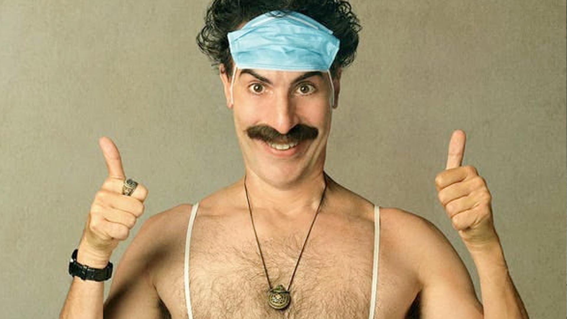 Paráda! Druhý Borat už je online i v Česku!