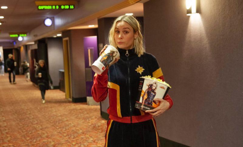 Predstaviteľka Captain Marvel natočila skôr scény do Endgame ako do svojho vlastného filmu