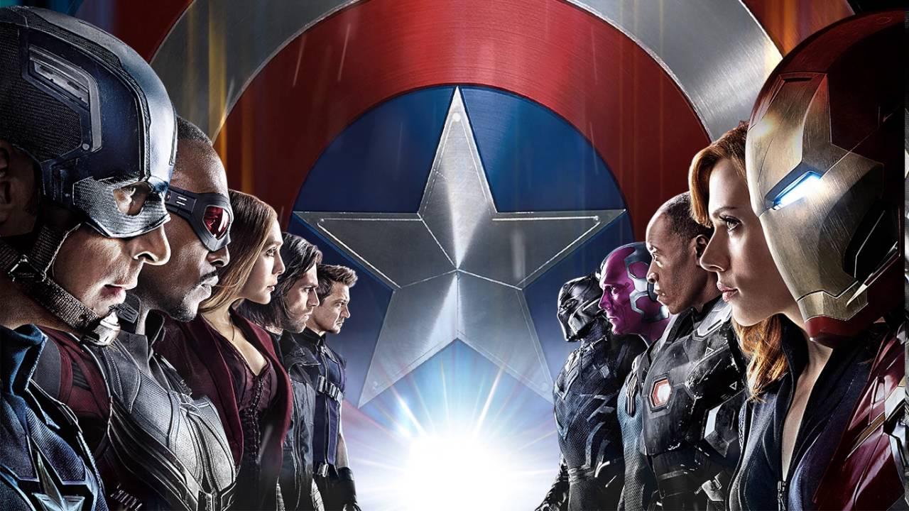 Captain America: Občanská válka - 1,15 miliardy dolarů