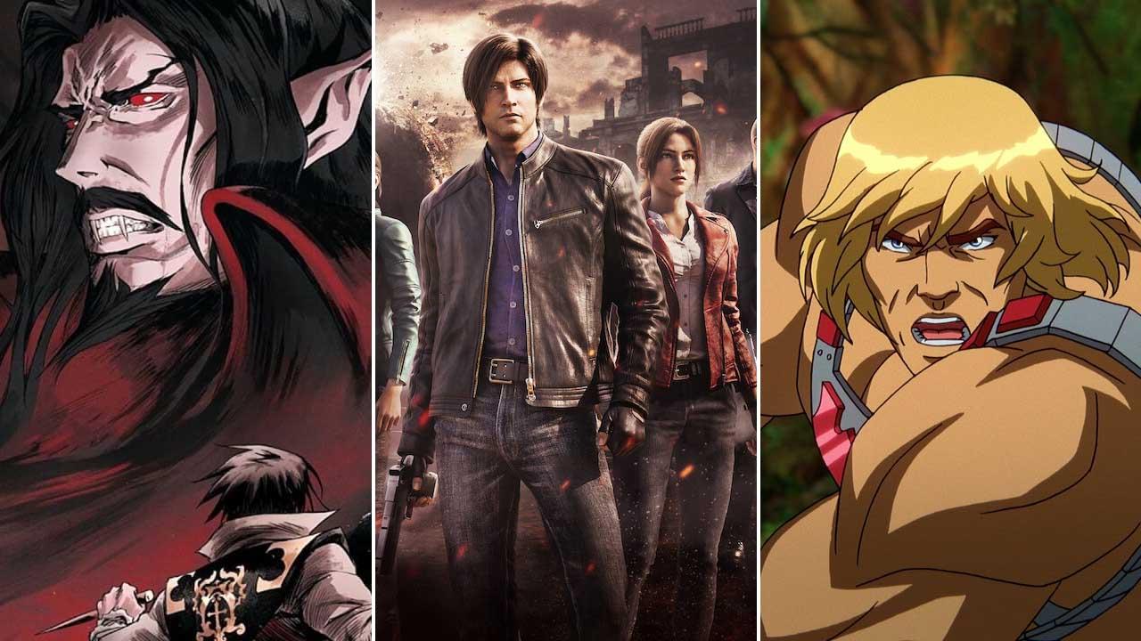 Netflix ukázal He-Mana, Resident Evil i nový projekt Zacka Snydera