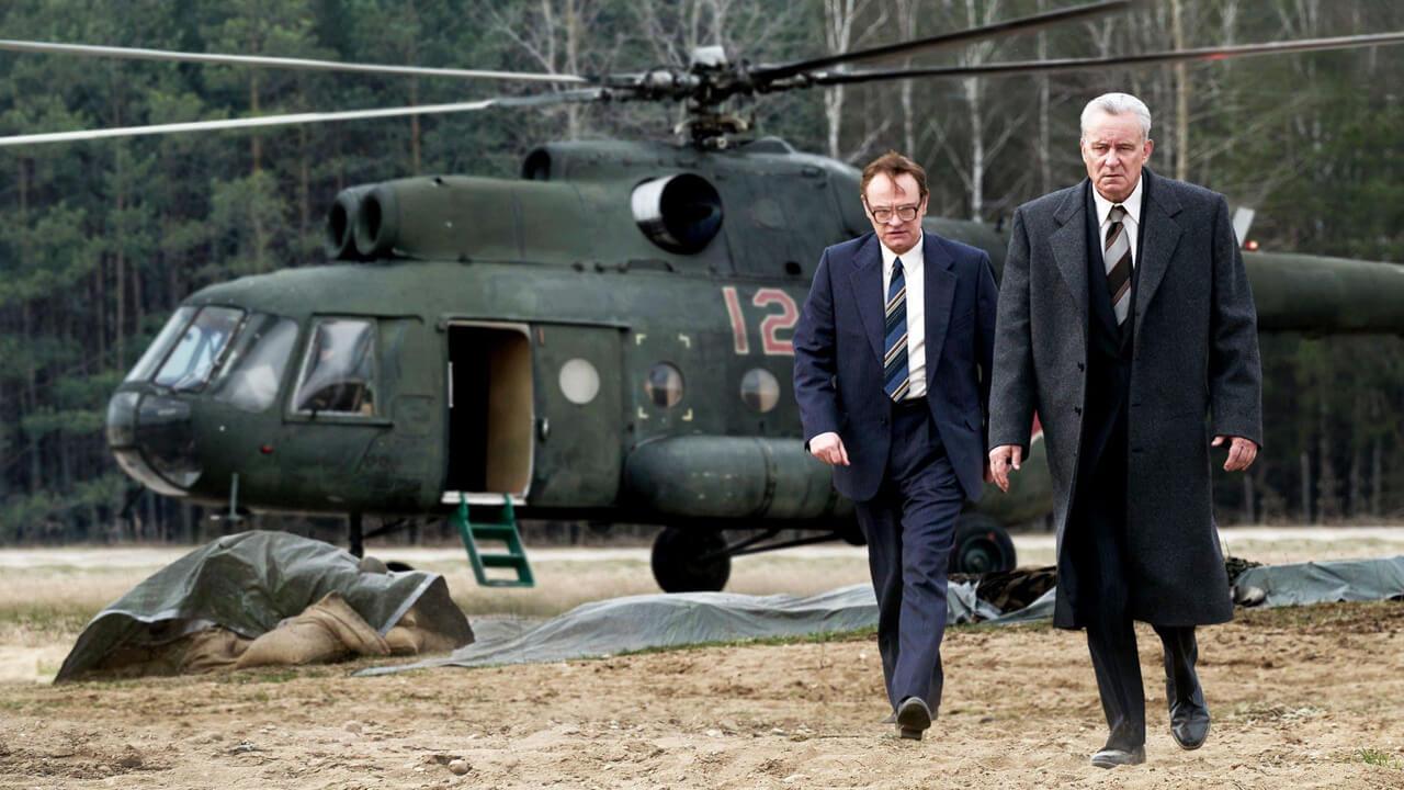 Drama Černobyl se stalo nejlépe hodnoceným seriálem v historii