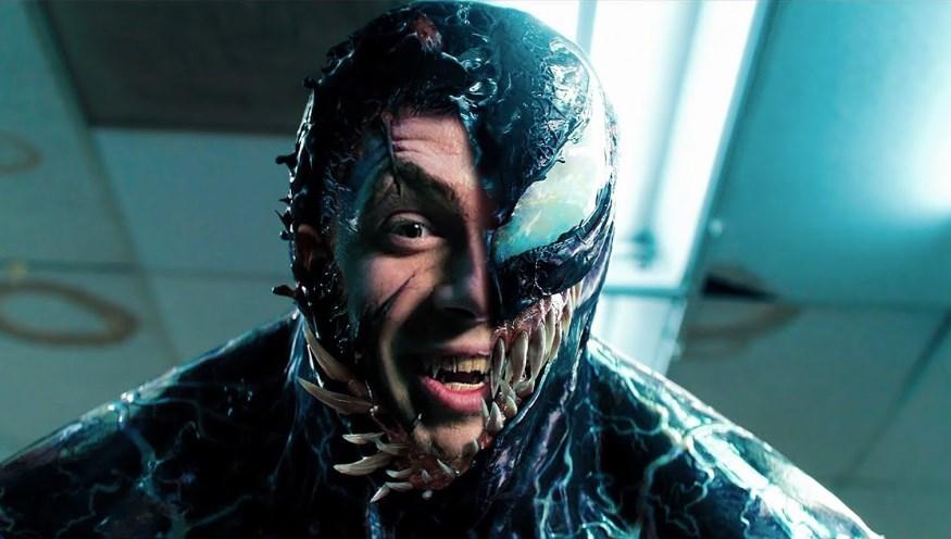 Herec, ktorý hral Venoma nemohol počas natáčania chodiť na toaletu