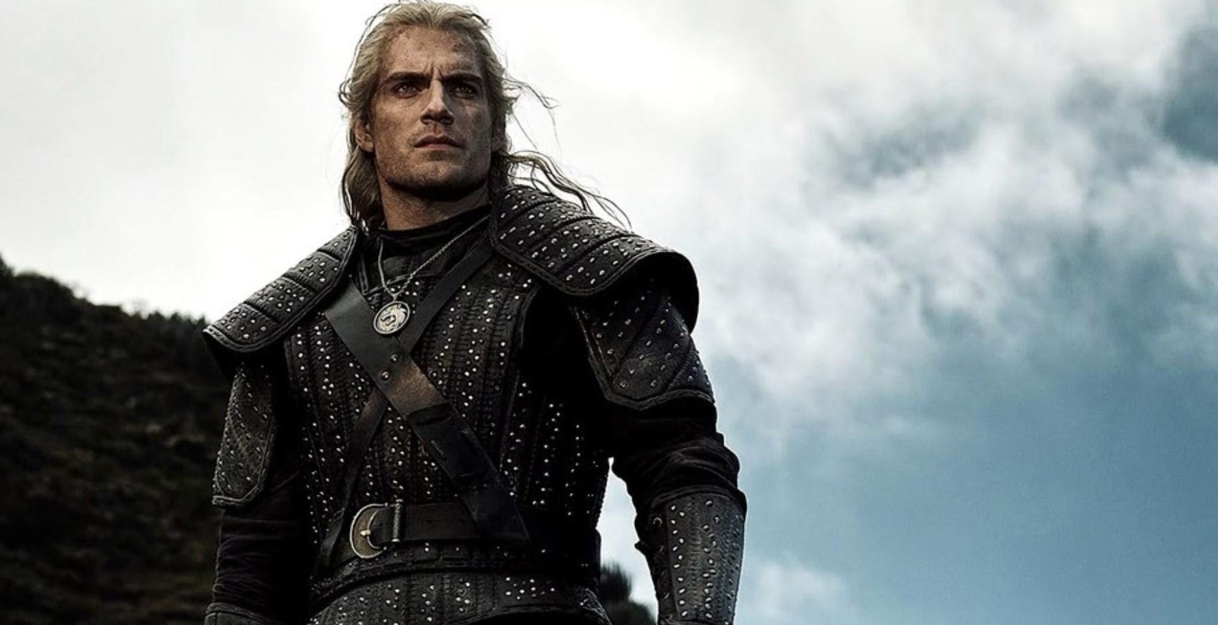 1) Najočakávanejšia fantasy adaptácia Witcher - zima 2019