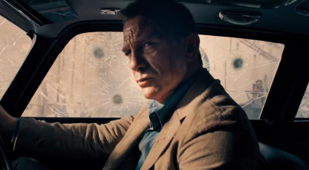 Nový Bond dostal namakaný trailer