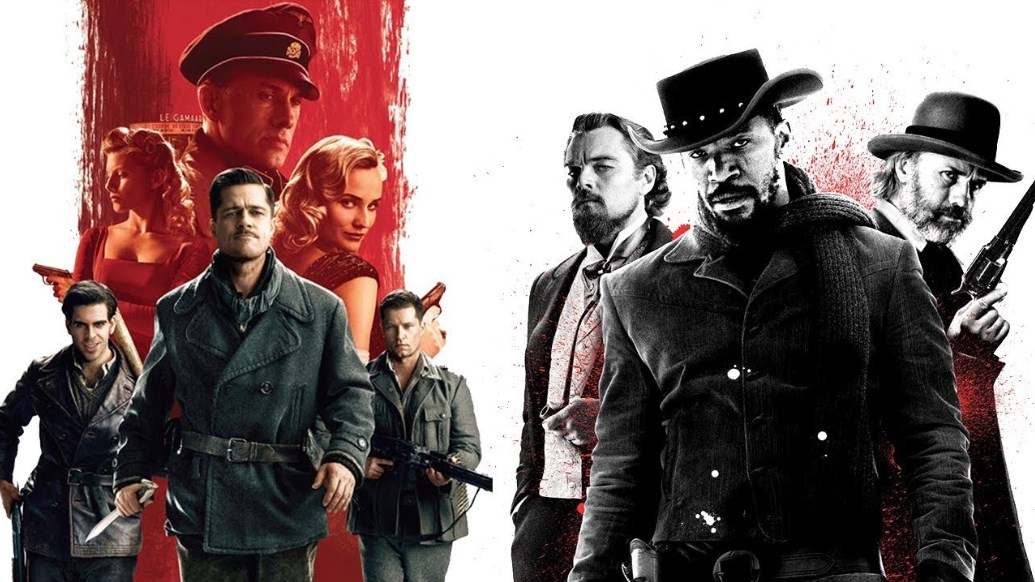Inglourious Basterds a Django Unchained tvoria časť trilógie