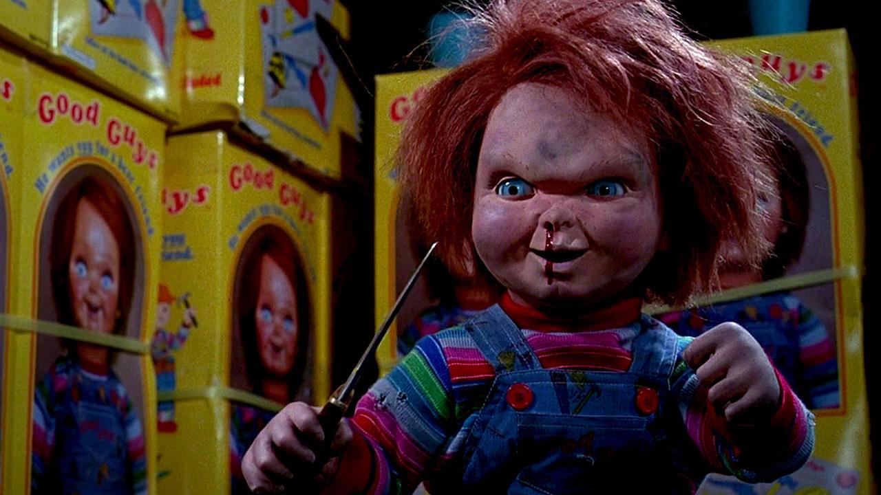 10 filmových a seriálových panenek, které vám způsobí noční můry