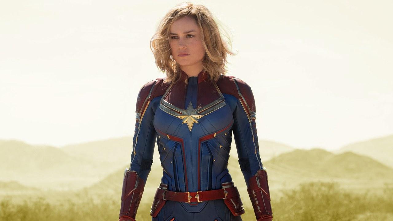 Captain Marvel - 1,1 miliardy dolarů