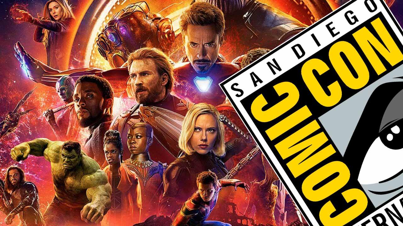 EXKLUZIVNĚ Z COMIC CONU: Marvel představil filmy a seriály do roku 2021!
